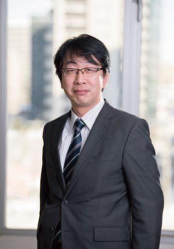 代表取締役 渡辺浩栄の写真