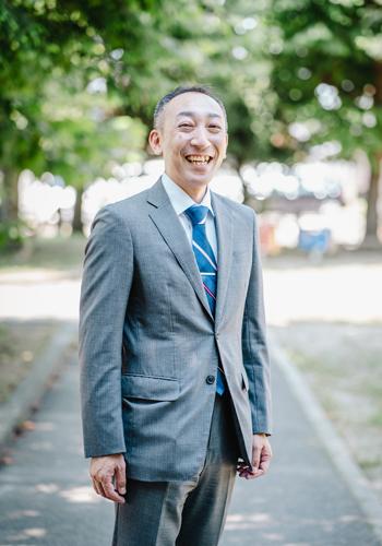 代表取締役社長 佐藤彰の写真