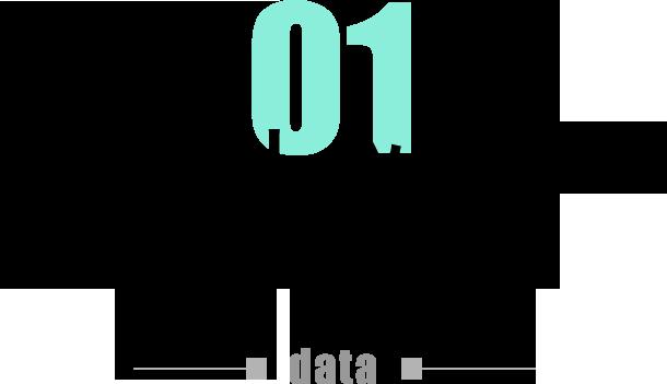 インプレッシヴの業務データ